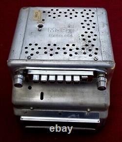 1949 Desoto Working Stock Mopar 804 Am Radio Very Rare Very Cool