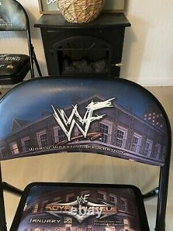 2001 wwf royal rumble chair Stone Cold Very Rare