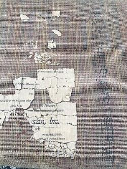 ANTIQUE 1900's to 1920's ROYAL WILTON RUG 3x5 VERY RARE IN THIS CONDITION