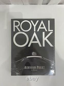 AP Audemars Piguet Royal Oak 40th Anniversary Watch Celebration Book VERY RARE