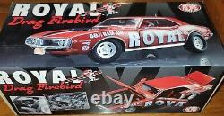 Acme 1/18 Royal Drag Firebird Part # A1805202r / Car 13 Of 68 Very Rare