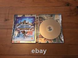 All-stars Battle Royale Steel Book & Game Ps3 Very Rare