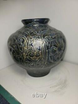 Antique Vintage Very Rare A Royal DELFT Vase E. Bodart L. E. F 1888-1933