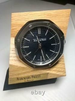 Audemars Piguet Royal Oak Table Clock Novelty 65mm Quartz type Very Rare