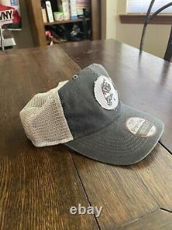 Brand New Alabama Golf Hat. Swinging Bama. Mesh Back. Very Rare, Only One Left