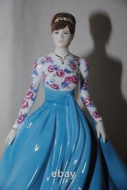 Coalport The Royal Ball Figurine Limited Edition Very Rare