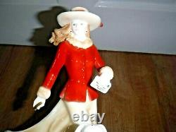 Exquisite Royal Worcester Figurine Millie 1st Excellent Very Rare