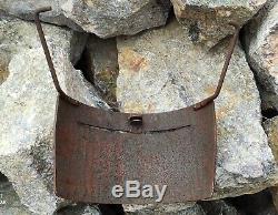 Face plate Helmet M16 ORIGINAL Imperial German WWI WW1 very rare, listing 1