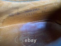 Florsheim Imperial 93637 93639 8.5 B Kenmoor Longwing Gunboat 1968 VERY RARE