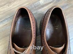 Florsheim Royal Imperial 97604 8.5 C Concord Longwing Kenmoor VERY RARE
