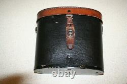 German WW1 Binoculars Imperial Navy marked, Crown over M, Very Rare 6x42 size