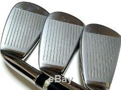 Golf Clubs Iron Set MARUMAN MAJESTY Royal-VQ Flex-R, Five of them, Very Rare