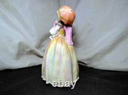 Gorgeous & VERY RARE Royal Doulton Figurine June HN1691 by Leslie Harradine