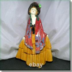 Gorgeous & VERY RARE Royal Doulton Figurine RHODA HN1688