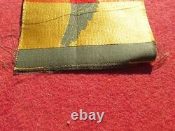 Imperial Japanese Army Paratrooper Breast Badge patch wing very rare