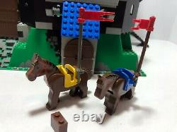 LEGO Castle Royal Knights Royal Knight's Castle 6090. Very rare. (1995)