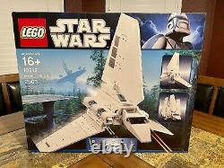 Lego Star Wars Imperial Shuttle 10212 Ucs Very Rare