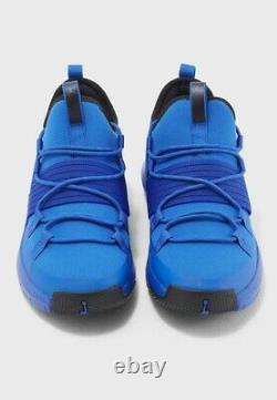 MENS NIKE JORDAN TRAINER PRO HYPER ROYAL BLUE/BLACK AA1344-403 Size 13 VERY RARE