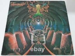 Monstrosity Imperial Doom Very Rare Lp 1993 Brutality Morbid Angel Death