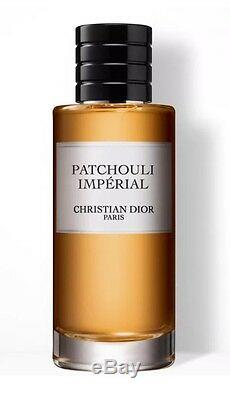Patchouli Imperial By Christian Dior 250ml/8.4oz BRAND NEW Tester/Very Rare