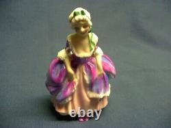 ROYAL DOULTON GOODY TWO SHOES M81 MINI FIGURINE Mint Vintage 1 of 1 Very Rare