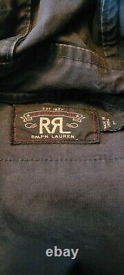 RRL double RL ralph lauren Royal Navy Smock Parka Late 90s VERY RARE