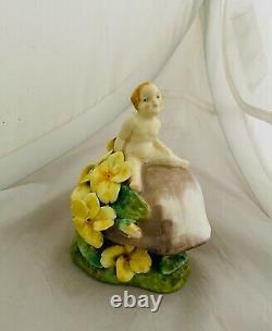 Rare Royal Doulton Figure Fairy HN1374 Very Rare