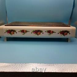 Royal Albert Old Country Roses RECHAUD / Food Warmer VERY RARE PIECE