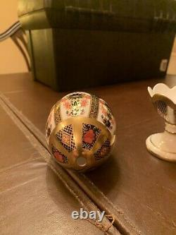 Royal Crown Derby Old Imari 1128 Egg & Egg Cup VERY RARE