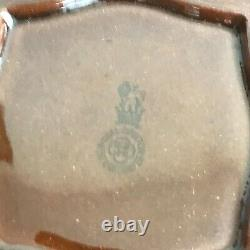Royal Doulton Antique Kingsware Seriesware Witches Cups & Saucers! VERY RARE