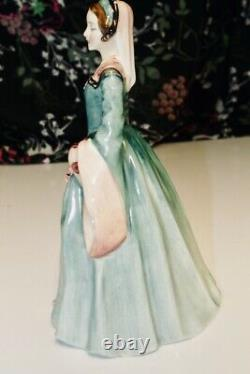 Royal Doulton Figurine Janice HN 2022 Stunning Very Very Rare in this condition