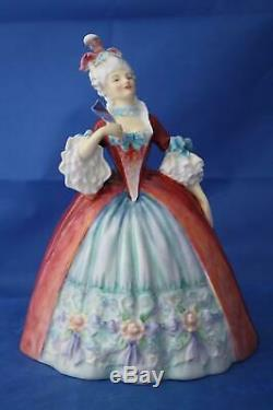 Royal Doulton Georgiana Hn2093 Figurine Very Rare