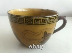 Royal Doulton Halloween Witches Series / Cup & Saucer (a13) / VERY RARE