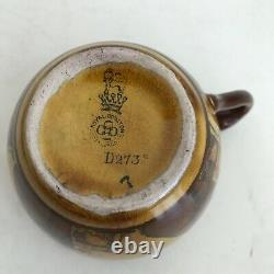 Royal Doulton Halloween Witches Series D2735 / Cup & Saucer (a6) / VERY RARE