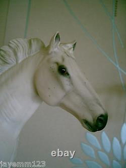 Royal Doulton Horse Milton Showjumper Da 245 Ltd Ed Boxed + Cert Very Rare