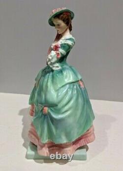 Royal Doulton Kate Hardcastle Hn1719 Figurine Very Rare! In Mint