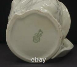 Royal Doulton Large Character Jug Pearly Boy White Glaze Very Rare
