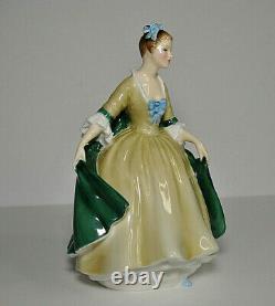 Royal Doulton Porcelain Figurine, Elegance, HN 2264. Simply perfect. Very Rare
