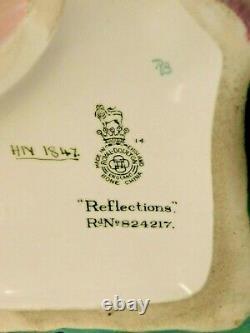Royal Doulton Reflection Porcelain Figurine HN1847 Very Rare