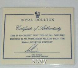 Royal Doulton Very Rare Juggler Prototype Variation 2 Excellent Condition