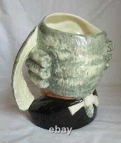 Royal Doulton Very Rare Lawyer With Stoke Jubilee Backstamp Excellent Condition