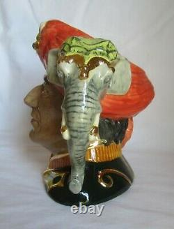 Royal Doulton Very Rare Sample Elephant Trainer Character Jug Excell. Condition
