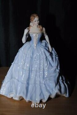 Royal Worcester Amelia Figurine Of The Year 2006 Very Rare
