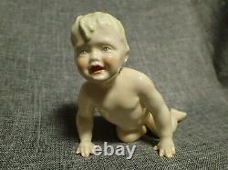Royal Worcester Figurine 1942 RW3381 CHILD (Crawling) VERY RARE English China