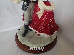 Royal Worcester Figurine 1998 TRUE LOVE RW4722 A VERY RARE LIMITED EDITION