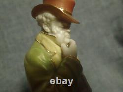 Royal Worcester Figurine RW851 c. 1876 JOHN BULL JAMES HADLEY OLD VERY RARE
