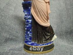 Royal Worcester LARGE Figurine 1867 FEMALE REPOSE VERY OLD & RARE J HADLEY