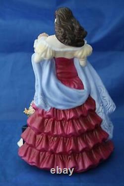 Royal Worcester Very Rare Firstborn At Appleby Fair Figurine