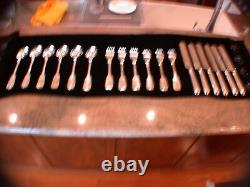 Silverware Set. Antique and very rare Russian Imperial