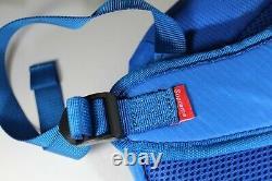 Supreme Backpack Book Bag Strap Logo Season Royal Blue very rare